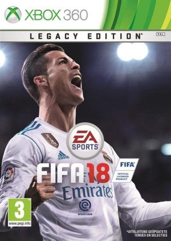 FIFA 18 - Legacy Edition - Xbox 360 - Electronic Arts
