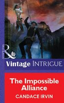 Omslag The Impossible Alliance (Mills & Boon Vintage Intrigue)