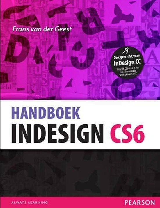 Handboek InDesign CS6