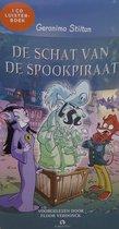 Boek cover De Schat van de Spookpiraat -Geronimo Stilton - 1 cd luisterboek van Geronimo Stilton