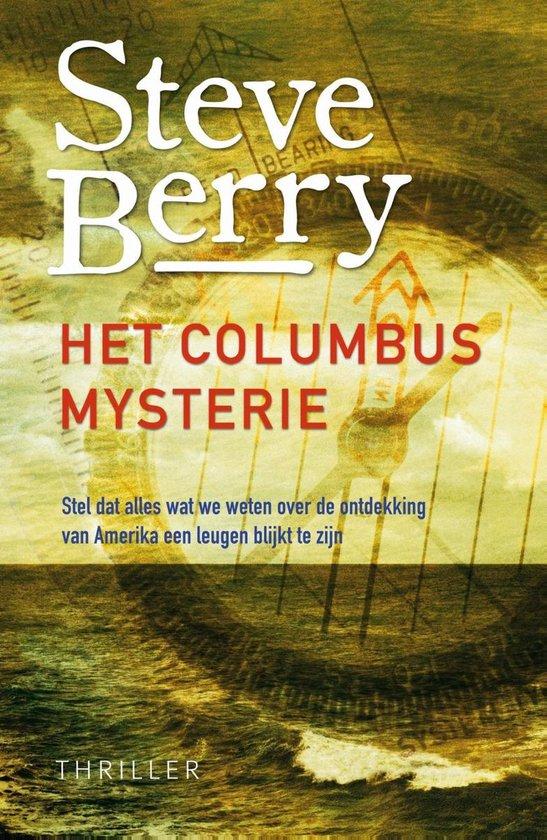 Het Columbus mysterie - Steve Berry  