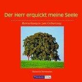 Boek cover Der Herr erquickt meine Seele van Heinrich Herrmanns