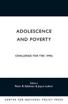 Omslag Adolescence and Poverty