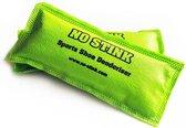 No Stink ontgeur-zakjes stinkende voetbalschoenen (2-PACK groen)