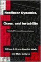 Boek cover Nonlinear Dynamics, Chaos and Instability van William A. Brock