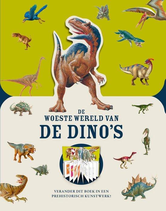 Paperscapes - De woeste wereld van de dino's - Pat Jacobs   Readingchampions.org.uk