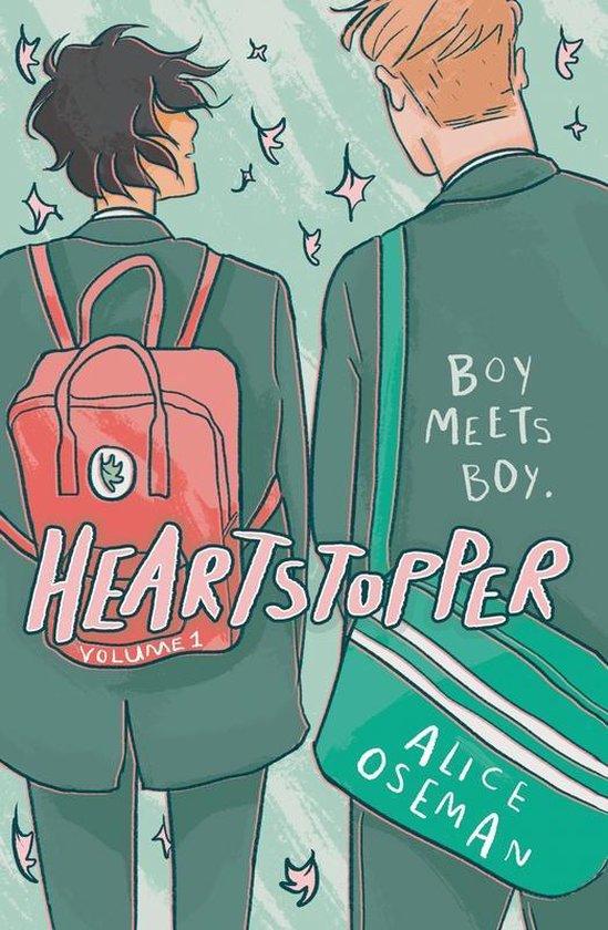 Boek cover Heartstopper Volume One van Alice Oseman (Paperback)