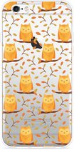 iPhone 6/6S Hoesje Cute Owls