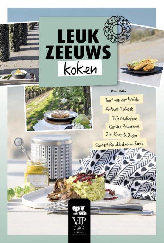 Leuk Zeeuws koken - Franca de Winter-Houterman  
