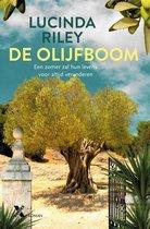 Boek cover De olijfboom van Lucinda Riley (Paperback)