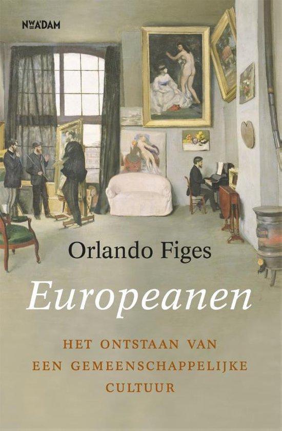 Boek cover Europeanen van Orlando Figes (Hardcover)