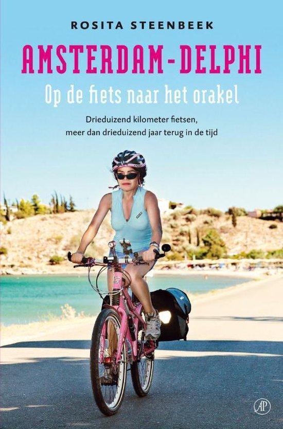 Amsterdam-Delphi - Rosita Steenbeek pdf epub