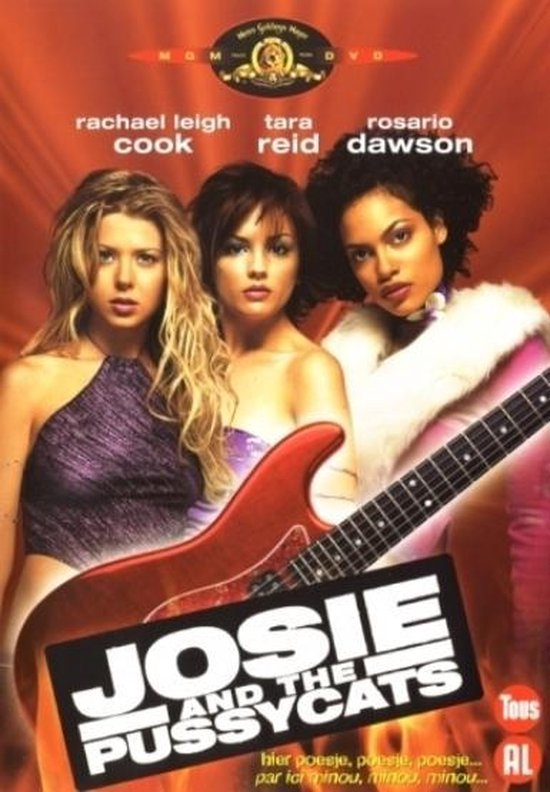 Cover van de film 'Josie And The Pussycats'