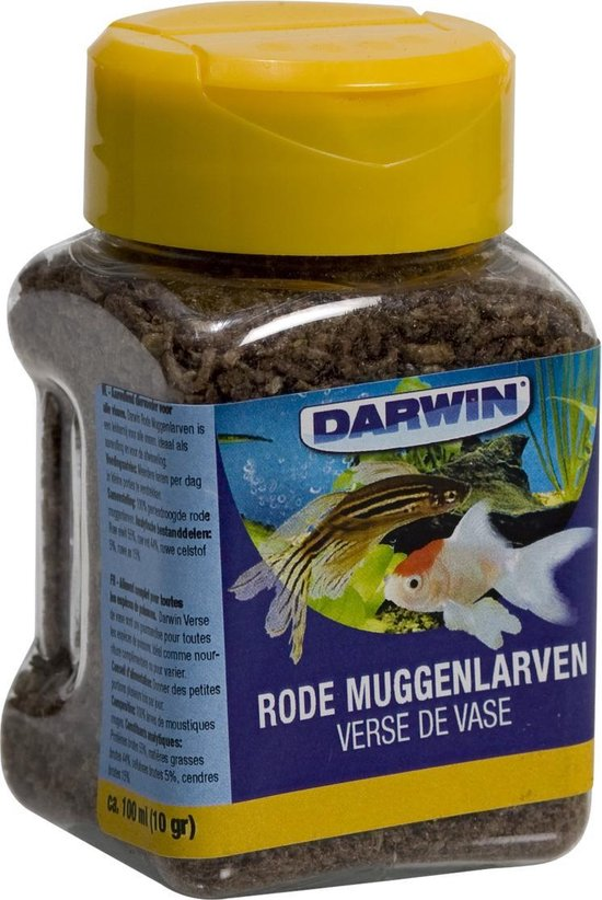 Darwin Rode Muggenlarven - 100 ml