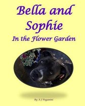 Bella and Sophie in the Flower Garden