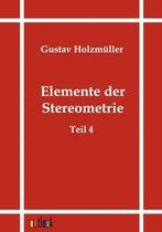 Elemente Der Stereometrie
