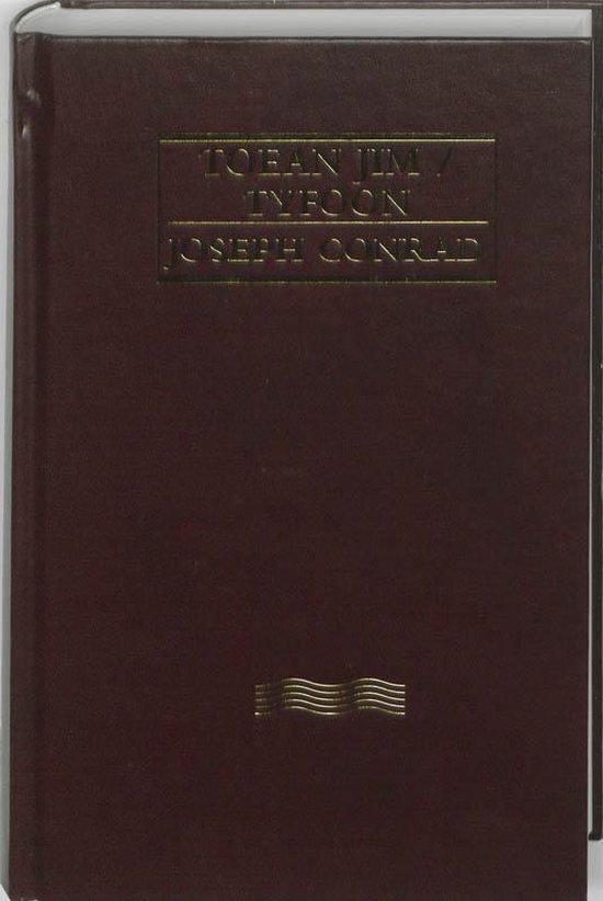 Boek cover Toean Jim/Tyfoon van Joseph Conrad