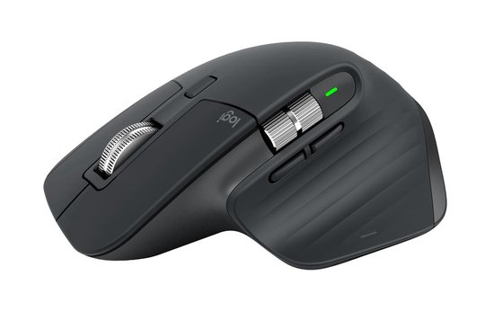 Logitech MX Master 3 - Draadloze Muis - Zwart