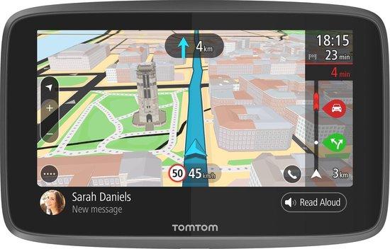 TomTom GO 6200 - lifetime worldmaps - lifetime traffic
