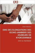 EMS Des �longations Des Ischio-Jambiers Des Joueurs de Kyokushinkai
