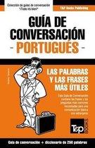 Guia de Conversacion Espanol-Portugues y mini diccionario de 250 palabras