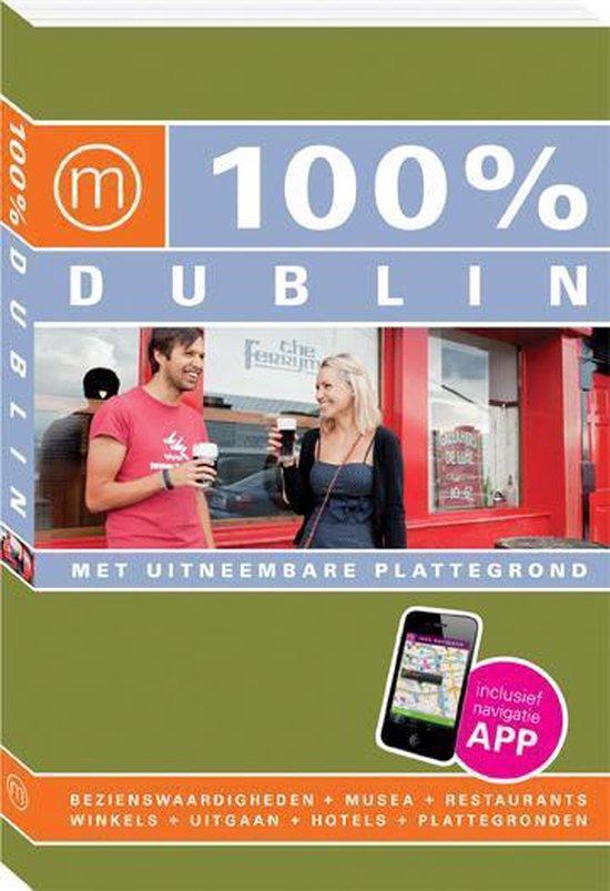 Cover van het boek '100% Dublin / druk Heruitgave' van Dominique Lenferink