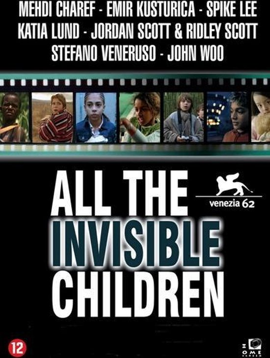 Cover van de film 'All The Invisible Children'