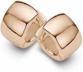 Casa Jewelry Oorringen Biceps - Rosé Verguld