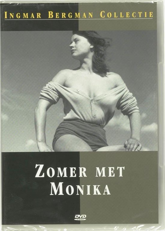 Cover van de film 'Zomer Met Monika'