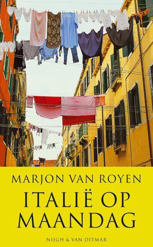 Italie Op Maandag - Marjon van Royen pdf epub
