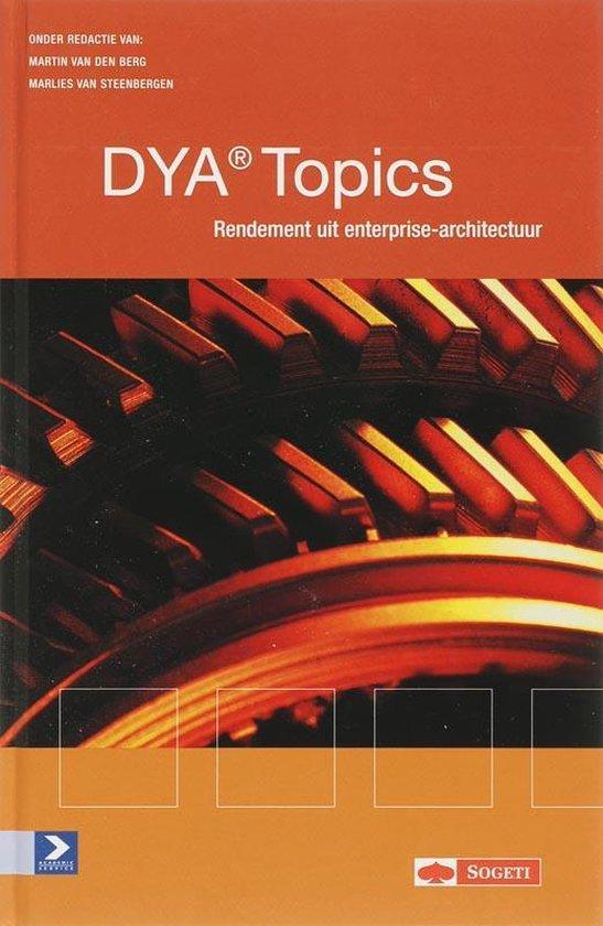 Dya Topics - Berg Et V.D. | Fthsonline.com