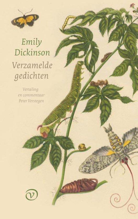 Boek cover Verzamelde gedichten van Emily Dickinson (Paperback)