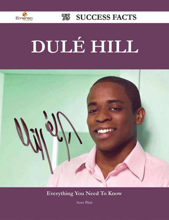 Dulé Hill 75 Success Facts - Everything you need to know about Dulé Hill