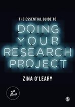 Boek cover The Essential Guide to Doing Your Research Project van Zina OLeary