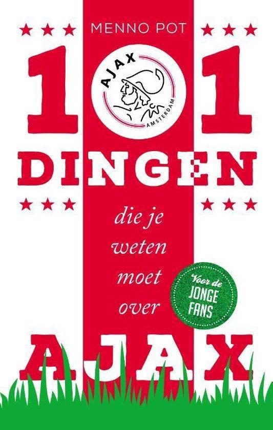 Afbeelding van 101 dingen die je weten moet over Ajax