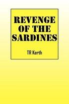 Omslag Revenge of the Sardines