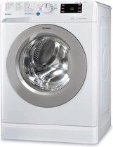 Indesit BWE 81484X WSSS NL wasmachine Vrijstaand Voorbelading Grijs, Wit 8 kg 1400 RPM A+++