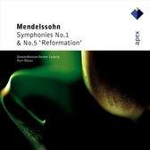 Mendelssohn/Symps. 1