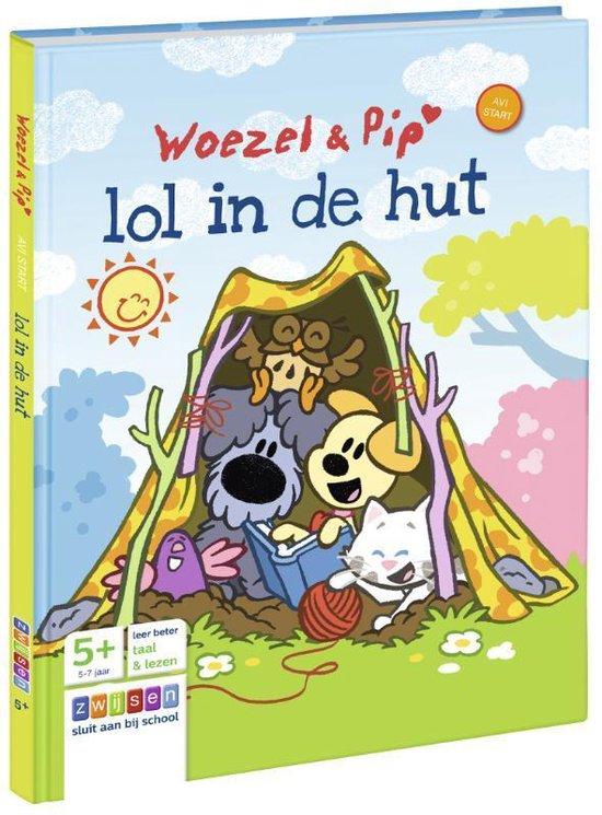 Woezel & Pip - Lol in de hut
