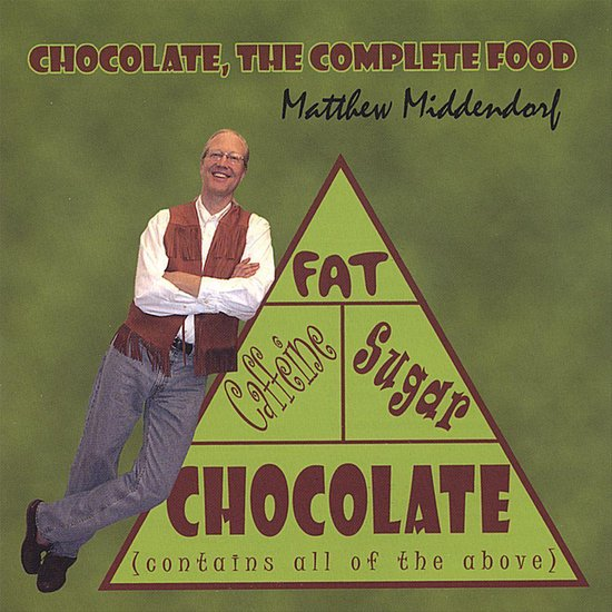 Chocolate, The Complete Food