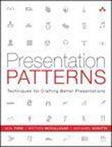 Boek cover Presentation Patterns van Neal Ford (Onbekend)