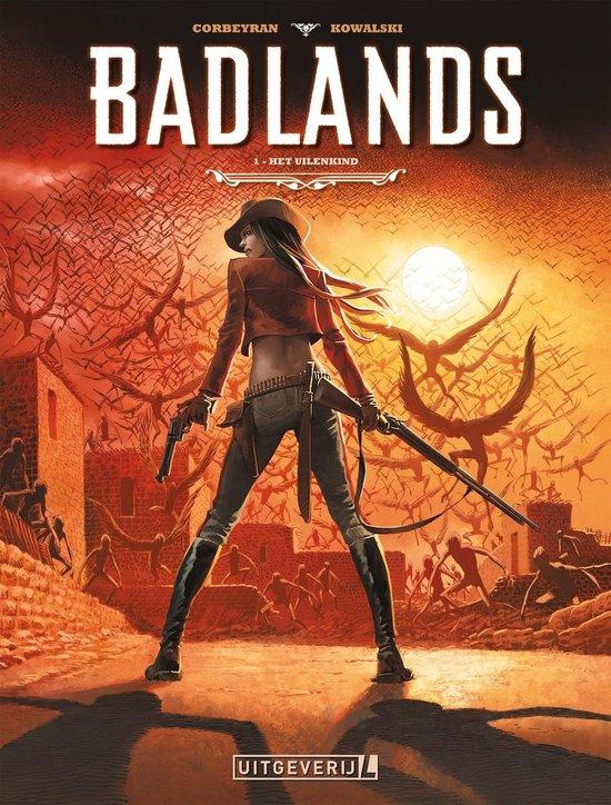 Badlands 1 - Het uilenkind - Piotr Kowalski | Fthsonline.com