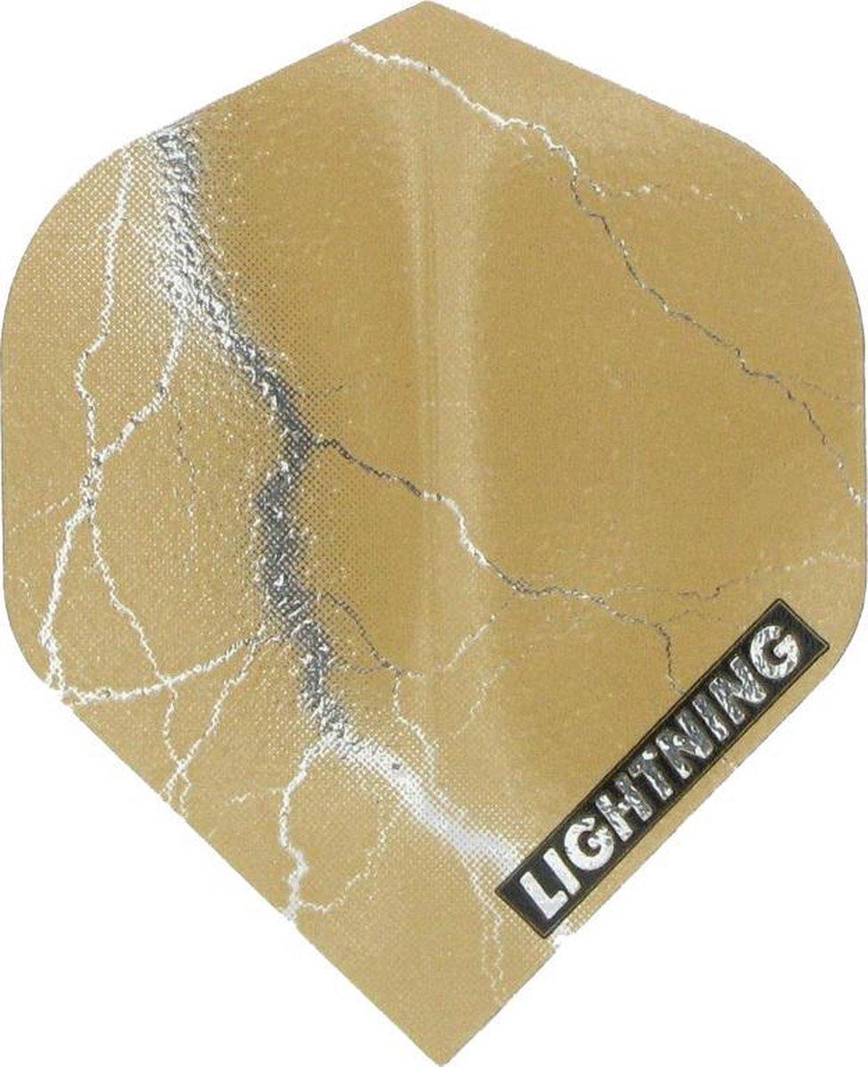 McKicks Metallic Lightning Flight - Gold