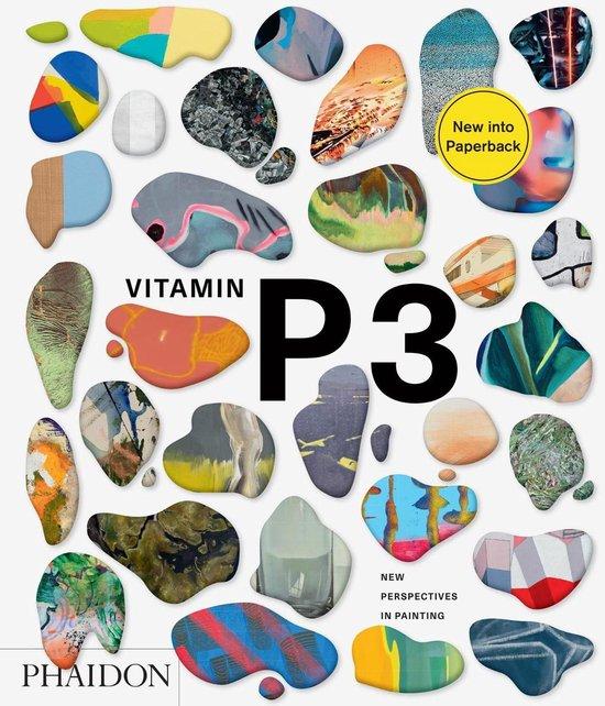 Boek cover Vitamin P3 van Phaidon Editors (Hardcover)