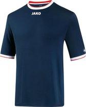 Jako United KM - Voetbalshirt - Jongens - Maat 116 - Blauw