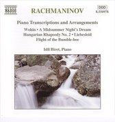 Rachmaninov:Piano Transcriptio