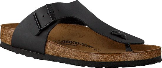 Birkenstock Ramses Heren Slippers Regular fit - Black - Maat 41