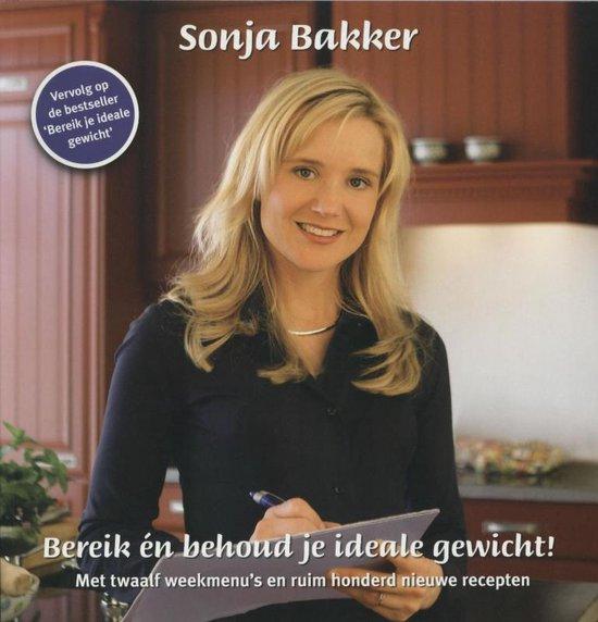 Cover van het boek 'Bereik en behoud je ideale gewicht!'