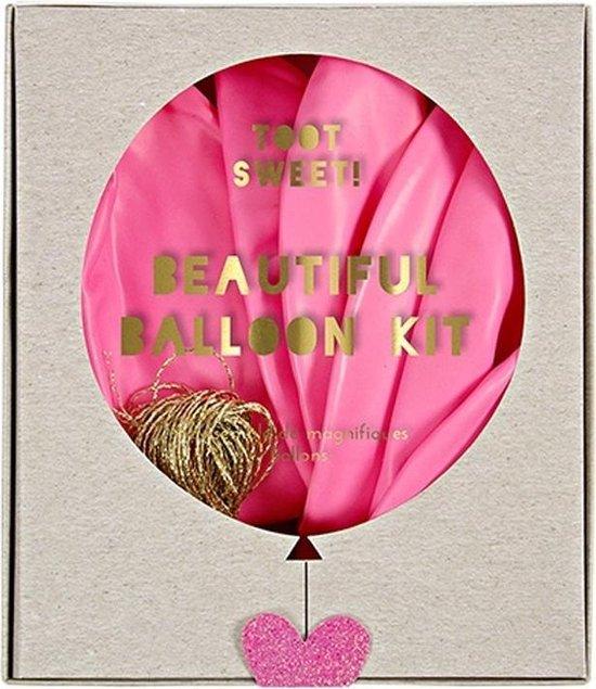 Ballonnenkit - Roze