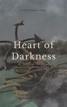 Boek cover Heart of Darkness (Annotated): A Tar & Feather Classic: Straight Up With a Twist van Joseph Conrad
